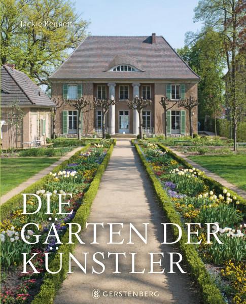 Gerstenberg Verlag Die Gärten der Künstler