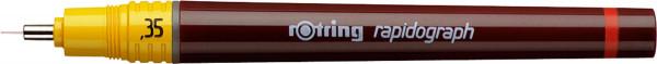 Rotring – Rapidograph Tuschefüller