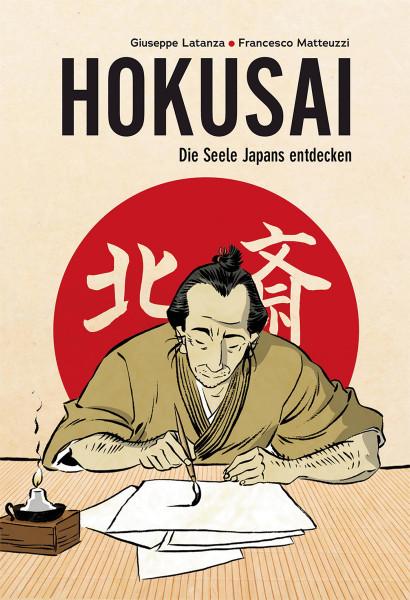 Francesco Matteuzi: Hokusai - Die Seele Japans entdecken