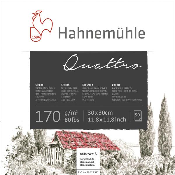 Hahnemühle Quattro Skizzenblock