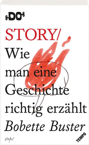 Story – Wie man eine Geschichte richtig erzählt (Bobette Buster) | Tempo Vlg.