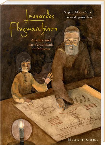 Gerstenberg Verlag Leonardos Flugmaschinen