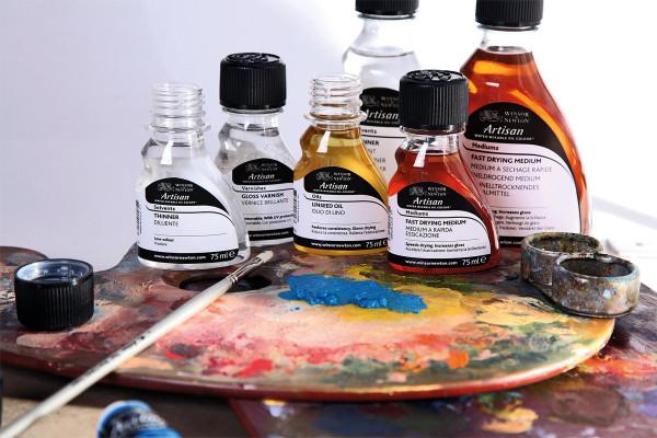 Malmittel schnelltrocknend | Winsor & Newton Artisan