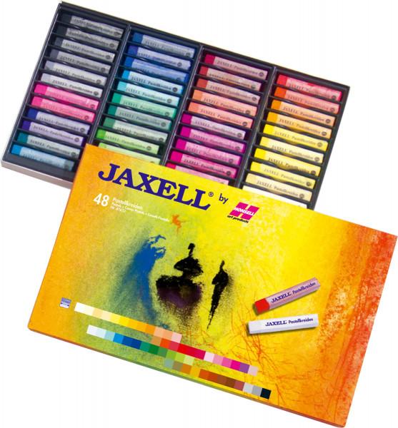 Jaxell Soft-Pastellkreiden-Set | Kartonetui
