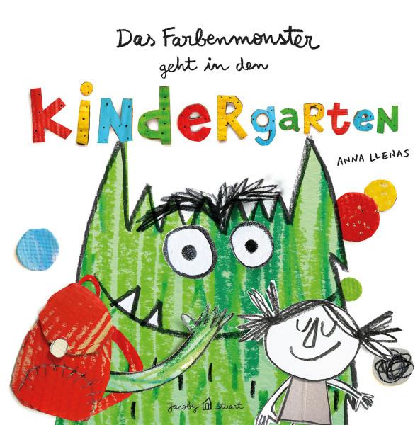 Das Farbenmonster geht in den Kindergarten (Anna Llenas)   Jacoby & Stuart