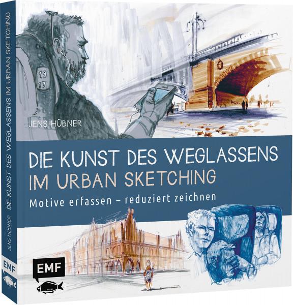 Edition Michael Fischer Die Kunst des Weglassens im Urban Sketching