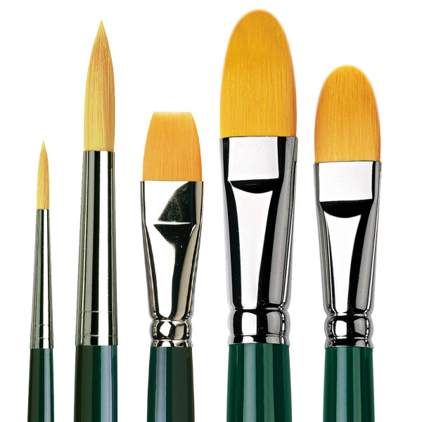 da Vinci Nova Synthetics Öl- und Acrylmalpinsel