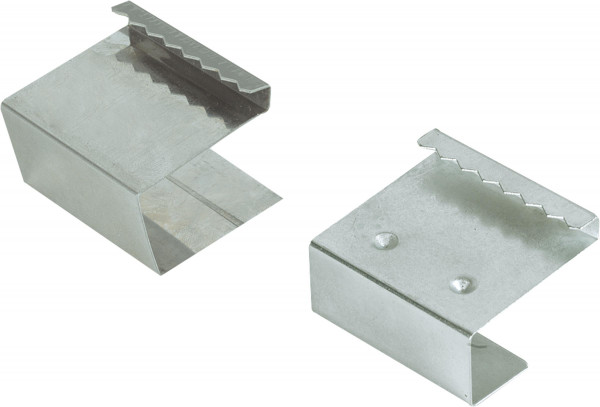Boesnertest Keilrahmenaufhänger aus Metall