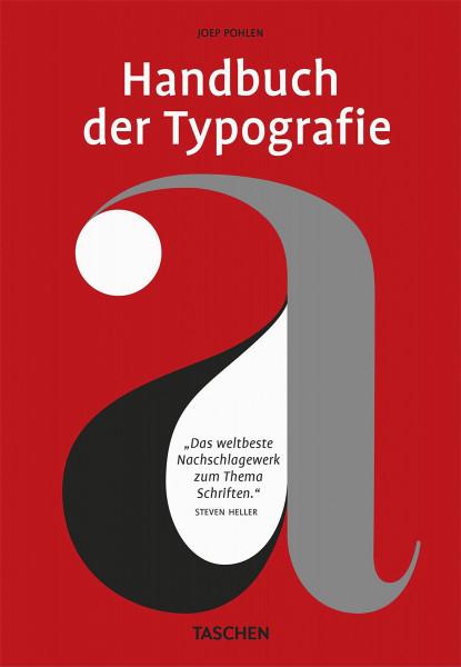 Taschen Verlag Handbuch der Typografie