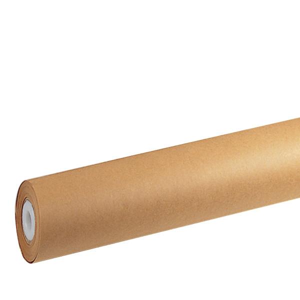 Dorée Kraft-Packpapierrolle, glatt