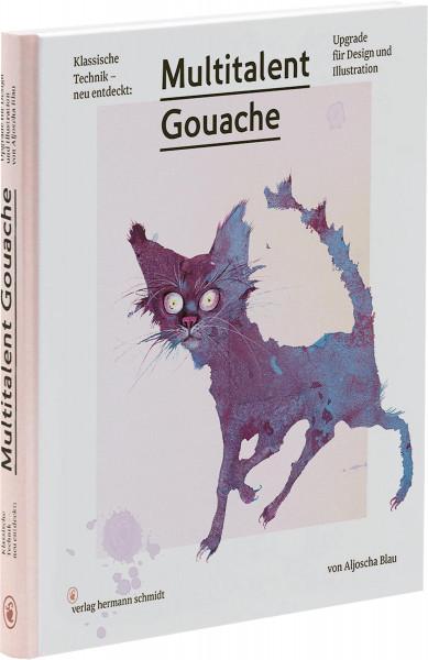 Multitalent Gouache (Aljoscha Blau)   Verlag Hermann Schmidt