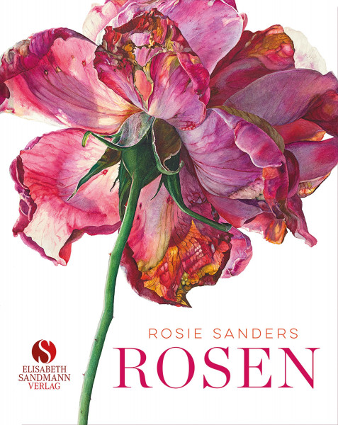 Rosie Sanders: Rosen | Elisabeth Sandmann Vlg.