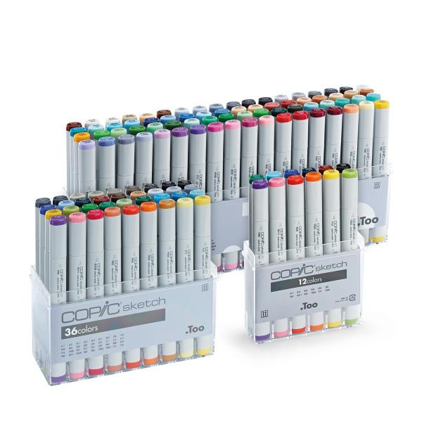 Copic Sketch Marker-Set
