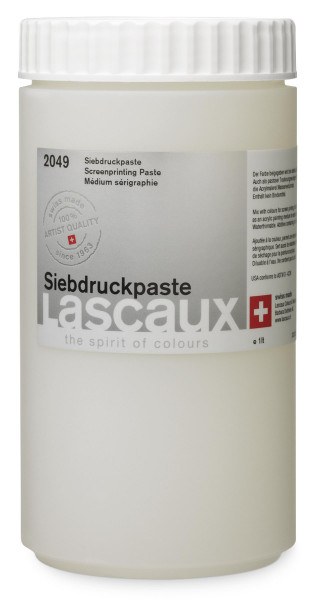 Lascaux Siebdruckpaste