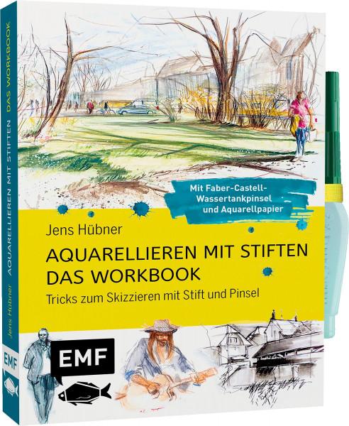 Edition Michael Fischer Aquarellieren mit Stiften