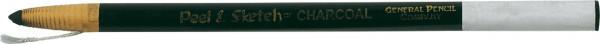 General Pencil Peel & Sketch Kohlestift