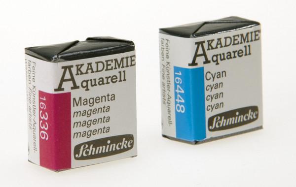 Schmincke – Akademie Aquarell Künstler-Aquarellfarbe