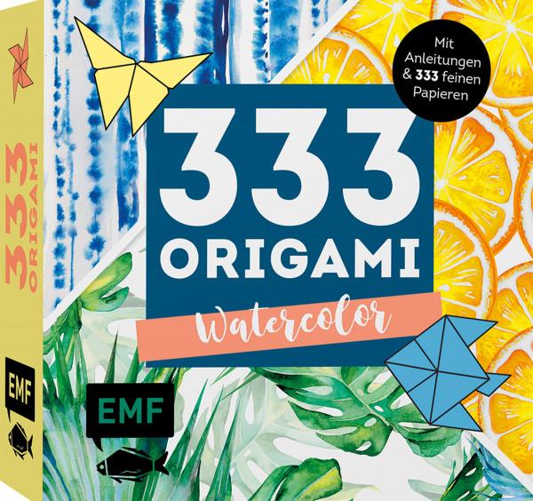 Edition Michael Fischer 333 Origami – Watercolor