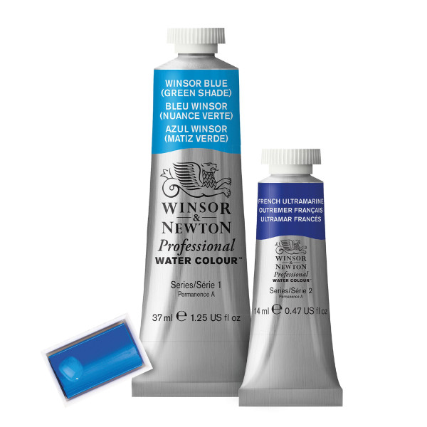 Winsor & Newton Aquarellfarbe