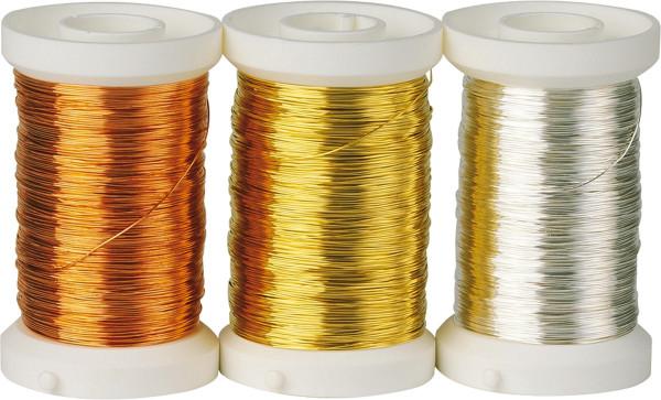 boesner Silber-, Messing-, Kupferdraht