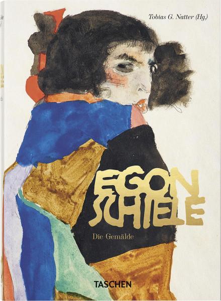 Egon Schiele – Die Gemälde (Tobias G. Natter) | Taschen Vlg.
