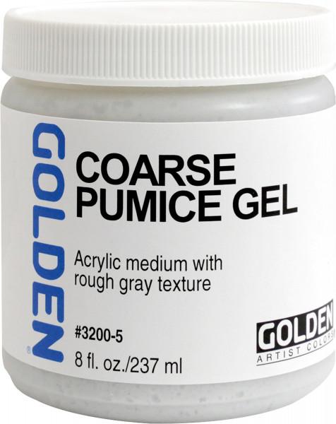 Pumice Gel   Golden Gels & Molding Pastes