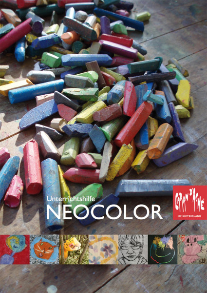 Unterrichtshilfe Neocolor   Caran d'Ache