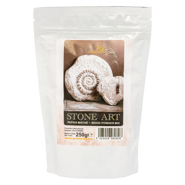 Powertex® Stone Art
