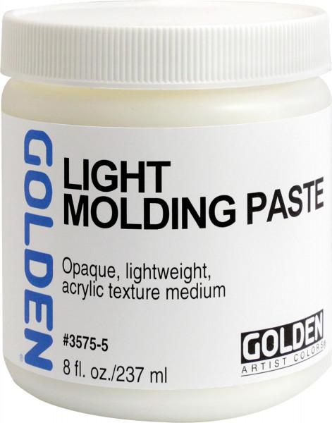 Light Molding Paste   Golden Gels & Molding Pastes