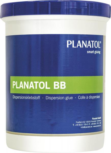 Boesnertest Planatol BB Dispersionskleber