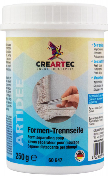 Creartec Formen-Trennseife