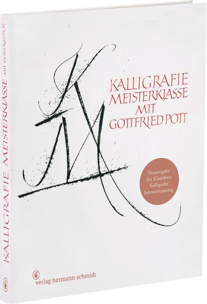 Kalligrafie Meisterklasse (Gottfried Pott) | Verlag Hermann Schmidt