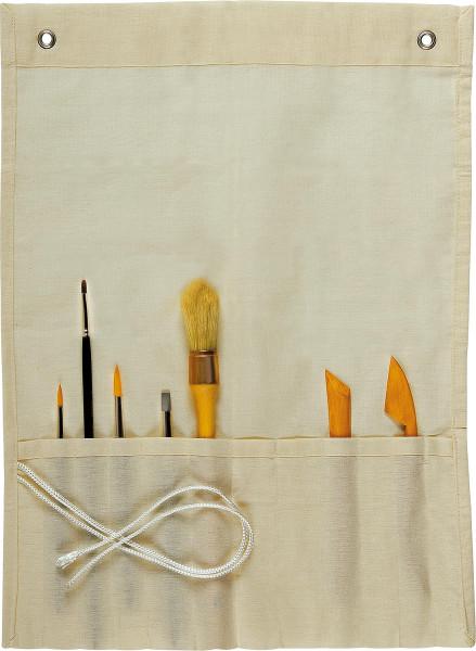 Ars Nova Pinselmatte aus Baumwolle