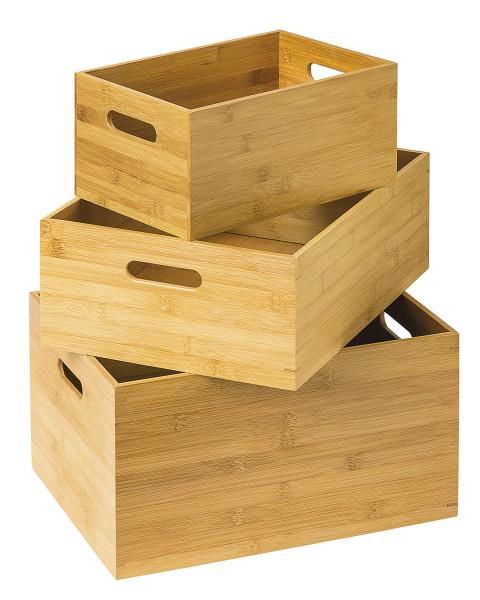 boesner Bambus-Box