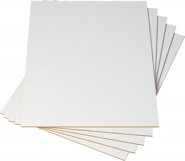 Artiem HDF-Malplatten 30 x 40 cm, 5er-Pack
