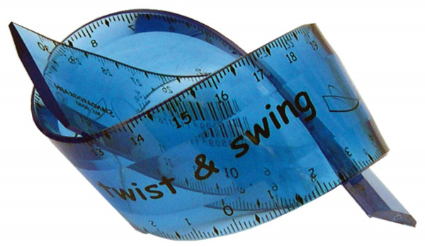 Standardgraph Flexibles Kunststoff-Lineal