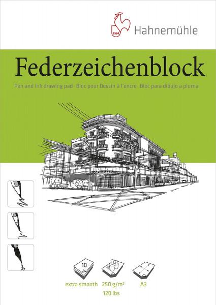 Hahnemühle Federzeichenblock
