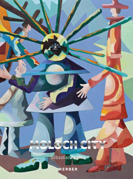 Michael Wruck (Hrsg.): Sebastian Heiner. Moloch City