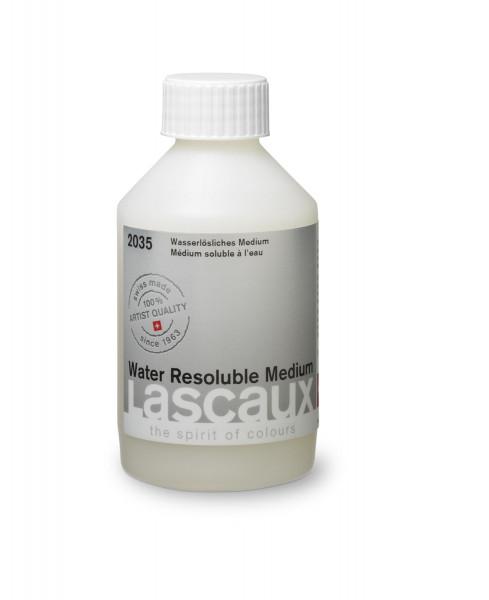 Lascaux Water Resoluble Medium