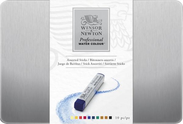 Winsor & Newton Professional Water Colour Sticks-Set