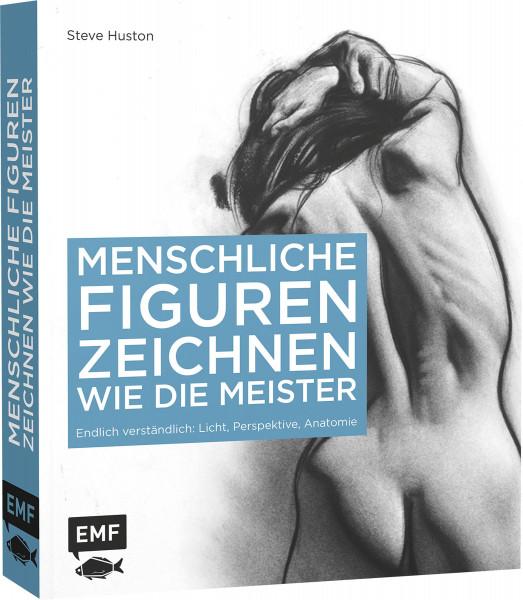 Edition Michael Fischer Menschliche Figuren zeichnen wie die Meister