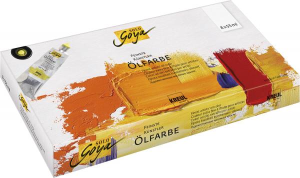Kreul – Solo Goya Ölfarben-Set