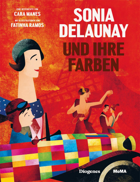 Diogenes Sonia Delaunay und ihre Farben