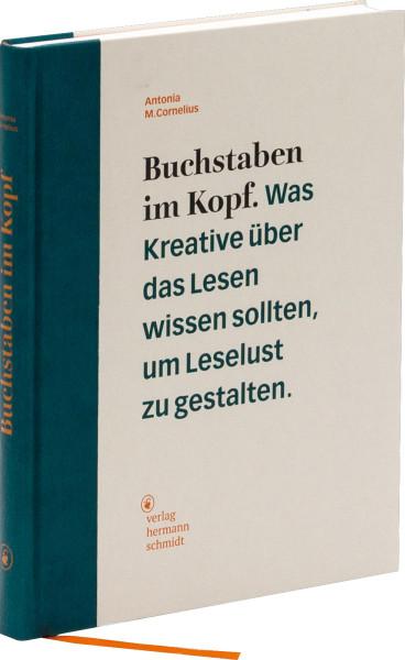 Buchstaben im Kopf (Antonia M. Cornelius) | Verlag Hermann Schmidt