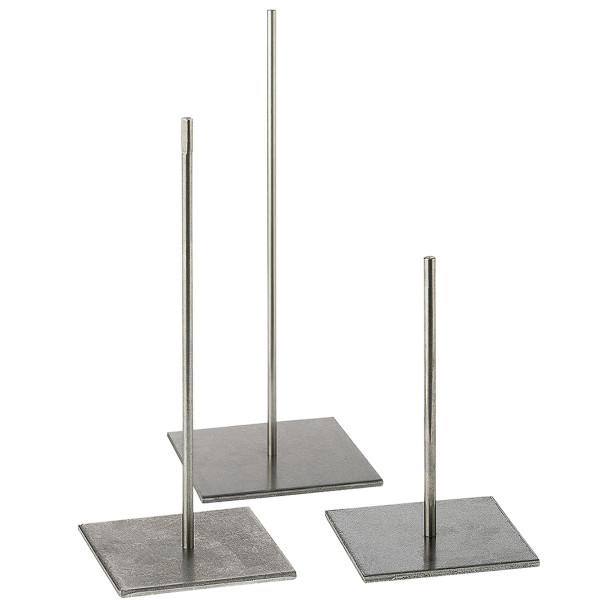 Ars Nova Skulpturenständer aus Eisen