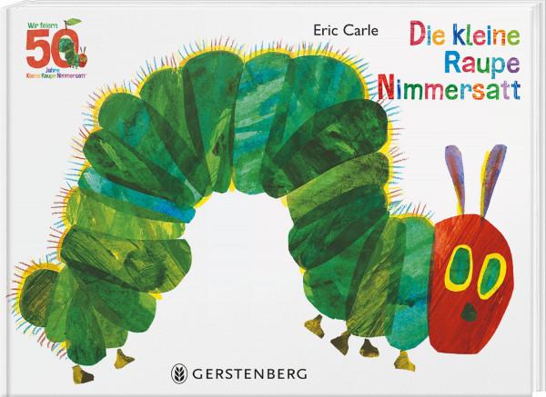 Gerstenberg Verlag Kleine Raupe Nimmersatt