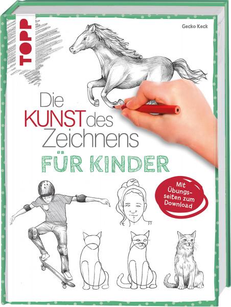 Die Kunst des Zeichnens für Kinder – Zeichenschule (Gecko Keck) | frechverlag