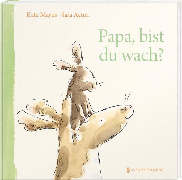 Gerstenberg Verlag Papa, bist du wach?