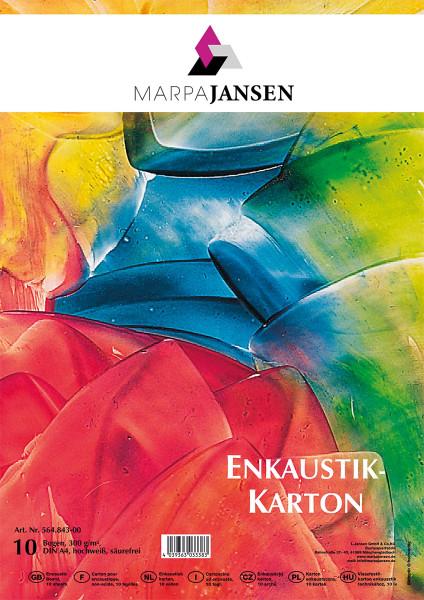 MARPA JANSEN Enkaustikkarton