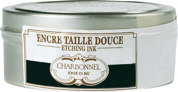 Charbonnel Schwarz 71303, Kupfertiefdruckfarbe